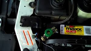 mustang battery quickcable battery disconnect mustang gt 4 6
