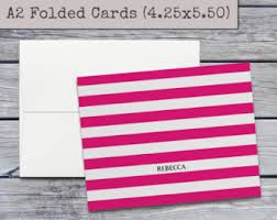 custom notecards personalized note cards gold personalized notecards custom