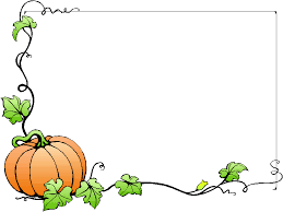 thanksgiving clipart food border hanslodge cliparts