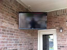 stylish outdoor patio tv ideas outdoor tv cabinet ideas
