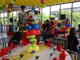 Table Centerpieces For Party by 37 Adorable Mickey Mouse Birthday Party Ideas
