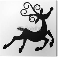 imagenes animadas de renos de navidad dibujos renos latest vector ilustracin de dibujos animados de renos