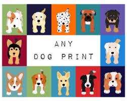 Wall Art For Kids Room by Dog Wall Prints Kids Art Childrens Art Puppy Dog Nursery