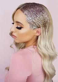 sparkly hair best 25 glitter hair ideas on creamfields festival