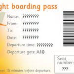 airplane ticket template 6 travel ticket templates free psd ai