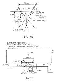 patent us8412377 obstacle following sensor scheme for a mobile