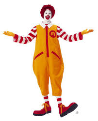 randy orton halloween costume why is madison alder larry palm so cozy with ronald mcdonald