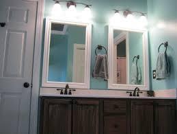 100 diy bathroom mirror frame creative ideas for bathroom