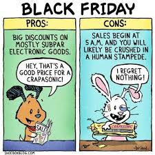 why is black friday called black friday grammar