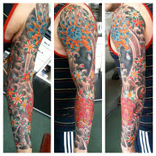 japanese sleeve with cover up st