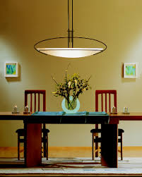 dining room exciting chandelier with hubbardton forge for
