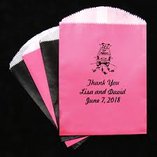 personalized cotton candy bags personalized cake candy bags candy bar bags wax lined cake