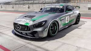 mercedes usa amg mercedes amg gt4 race car unveiled at spa francorchs the drive