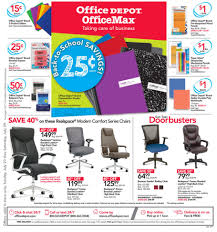 Office Max Office Chair Office Depot Office Max Weekly Ad Preview 7 23 17