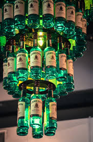 Whiskey Bottle Chandelier The World U0027s Best Photos Of Bottle And Jameson Flickr Hive Mind