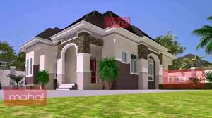 4 bedroom bungalow house design in nigeria youtube
