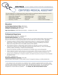 Production Assistant Resume Objective Sample Medical Assistant Resume Sample Resume And Free Resume