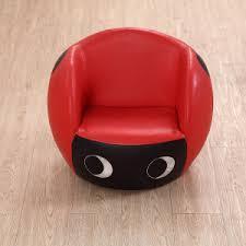 Sofa For Kids Room China High Quality Comfortable Kids Ladybug Round Shape Sofa Kids