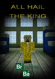 Breaking Bad Poster Breaking Bad A Minecraft Poster Minecraft Blog