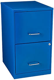 2 drawer file cabinet amazon amazon com hirsh 2 drawer file cabinet in blue office products