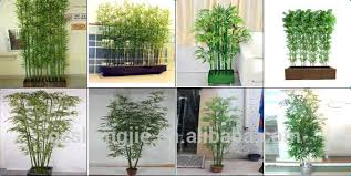 lxy071823 artificial green bamboo pole ornamental bamboo fencing