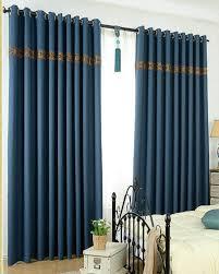 popular linen blackout curtains bedroom buy cheap linen blackout