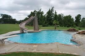 Mountain Lake Pool Design by Inground Pools Custom Pool Builder Tyler Texas Gunite Pool