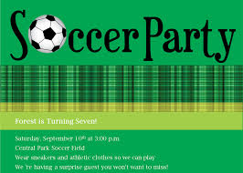 soccer invitation template free u2013 orderecigsjuice info