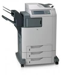 hp colour laserjet cm4730fm multifunction printer cb483a