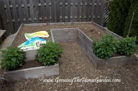 raised bed garden box design the garden inspirations