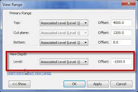 revit tutorial view range revit mep tutorial creating drain route cadnotes