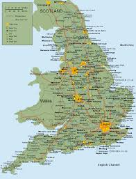map uk villages map uk villages travel maps and major tourist attractions maps