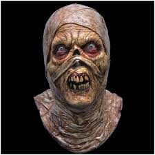 evil mummy mask mad about horror