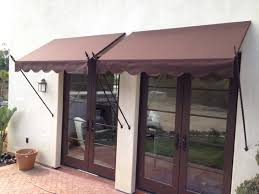Extra Long Valance Spear Awnings With Scaloped Valance And Extra Long Spears Los