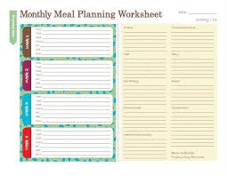 best 25 monthly meal planner ideas on pinterest monthly menu