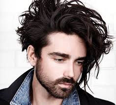 curly shaved side hair 51 best mens long hairstyles and haircuts for boys 2018 men s