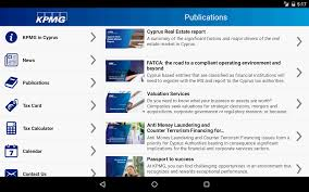 kpmg cyprus android apps on google play