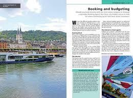 new guidebook spotlight on river cruising in europe
