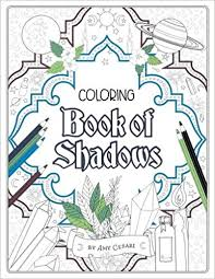 coloring book shadows amy cesari 9781539502630 amazon books