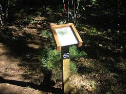 Interior Signs Trail Good Trail Signage Markers Any Great Examples Mtbr Com