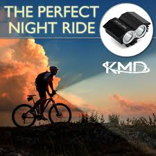 best mountain bike lights for night riding extra bright 2400 lumens bike led headlight with 5200mah battery