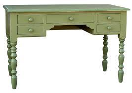 bureau en pin massif acheter votre bureau en pin massif bicolor avec porte et tiroir