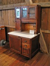 hoosier kitchen cabinet have one very similar i display things