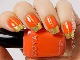 106 best nails coral peach u0026 oranges images on pinterest