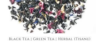Seeking Tea What S Your Type Of Tea The Milana Company Canada