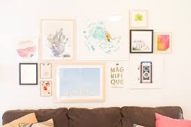 How To Design A Gallery Wall How To Create A Gallery Wall Lovely Indeed