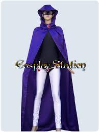 Teen Titans Halloween Costumes Teen Titans Raven Cosplay Costume Commission313 Ebay