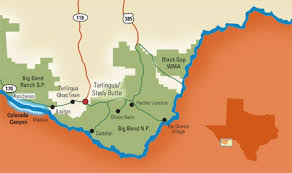 where is terlingua on a map colorado big bend national park tours big bend tx lodging