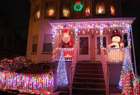 where to see the best christmas lights around boston the artery