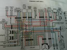 2002 yzf 600 wiring diagram yamaha motorcycle wiring diagrams